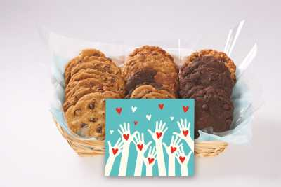 We Are All Together Cookie Basket