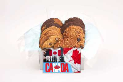 Welcome to Canada Gift Box