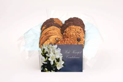 With Heartfelt Condolences Gift Box