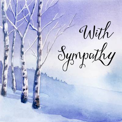 Select the With Sympathy