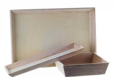 Select Wood Tray