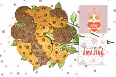 You are simply AMAZING Cookie Bouquet
